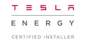 Tesla Energy certified installer